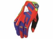 Gants UFO Blaze rouge/bleu 2017 gants