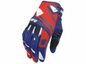Gants Ufo Trace Rouge /bleu 2017 gants