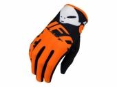 Gants UFO Revolt junior bleu/gris 2017 gants kids