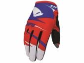 Gants UFO Revolt KID bleu/rouge 2017 gants kids