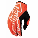 Gants Troy Lee Designs SE PRO Orange Fluo gants