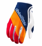 Gants Troy Lee Designs XC Corsa Bleu Navy gants