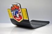 Semelle Mx Axp Phd Noire Anaheim Style SUZUKI  450 RM-Z 2008-2017 sabots axp