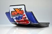 Semelle Mx Axp Phd Noire Anaheim Style 450 YZ-F 2010-2013 (photo non contractuel) sabots axp