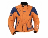 VESTE ENDURO FIRST RACING OCTAN 2 ORANGE 2017 vestes