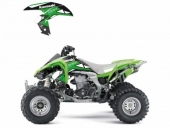 Kit Deco Blackbird Dream Graphic 2 KAWASAKI 450 KFX 2008-2015 kit deco quad