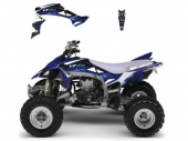 Kit Deco Blackbird Dream Graphic 2  Yamaha 450 YFZ 2009-2015 kit deco quad