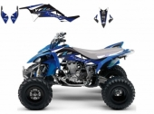 Kit Deco Blackbird Dream Graphic 2 Yamaha 450 YFZ-R 2004-2009 kit deco quad