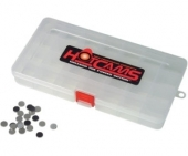 COFFRET COMPLET DE PASTILLES HOT CAMS BETA 400/450 RR 2010-2014 pastilles de soupapes