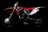 KIT DECO 2D RACING TRASH 125 CR 1991-2008 kit deco