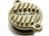 Couvercle De Filtre A Huile Twin Air 250 EXC-F 2012-2014 couvre filtre a huile