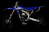 KIT DECO 2D RACING LOU 125/250 WR 1998-2013 kit deco