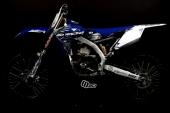 KIT DECO 2D RACING TRASH  125/250 WR 1998-2013 kit deco