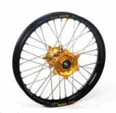 ROUE ARRIERE 19 MOYEUX HANN WEELS OR CERCLE EXEL NOIR HUSQVARNA TC/FC 125 et + 2014-2016 roues completes