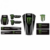 MONSTER TRIM KIT planche auto collants
