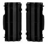 Cache Radiateur Polisport NOIR Ktm 125 et + SX/SX-F 2007-2015 cache radiateur