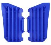 Cache Radiateur Polisport Bleu Yamaha 450 YZ-F 2014-2016 cache radiateur