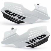 Protège-Mains Ufo Vulcan Blancs protege main