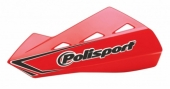 Protège Mains Polisport Qwest rouge protege main