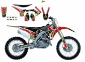 Kit Deco Blackbird Replica Arma Energy Honda 250 CR 2002-2007 kit deco