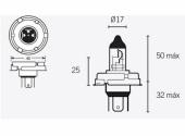 Ampoules G40 12V45/40W