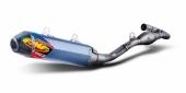 LIGNE ECHAPPEMENTS FMF TITANE 4.1 RCT KTM 250 SX-F 2016-2018 echappements