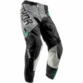 PANTALON CROSS KID THOR  PULSE  GEOTEC BLACK/TEAL  2018 maillot pantalon kids