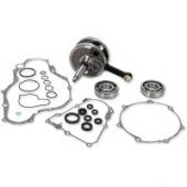 Kit Vilebrequin WISECO (vilo-roulements-joints moteur) 450 WR-F 2007-2011 bielle embiellage