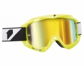 LUNETTE FIRST RACING CHROMATIK JAUNE/FLUO lunettes