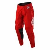 Pantalon Troy Lee Designs SE Solo Rouge maillots pantalons
