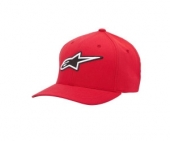 CASQUETTE ALPINESTARS CORPORATE ROUGE casquettes