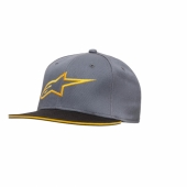 CASQUETTE ALPINESTARS AGELESS FLAT CHARCOAL casquettes