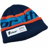 BONNET THOR BEANIE S17 RACE NAVY/ORANGE bonnet