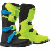 BOTTES CROSS KID THOR BLITZ XP FLO/ACID bottes kid