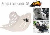 Sabot Gp Noir Axp 250 FC 2014-2015 sabots axp
