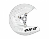 Protège-Disques Avant Ufo Blanc Husqvarna 125 TC 2014 protege disque ufo