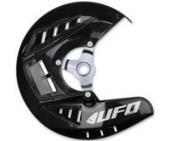 Protège-Disques Avant Ufo NOIR  KTM 125/150 SX 2010-2017 protege disque ufo