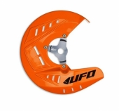 Protège-Disques Avant Ufo Orange KTM 250 EX-C 2010-2017 protege disque ufo