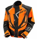 Veste Ufo Enduro ORANGE 2016 vestes