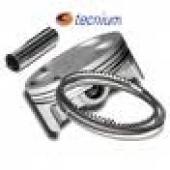kits piston tecnium forges  600 FC FE 1989-2000 piston
