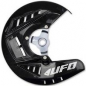 Protège-Disques Avant Ufo NOIR HONDA 250 CR-F 2013-2017 protege disque ufo
