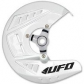 Protège-Disques Avant Ufo BLANC  Yamaha 250 YZ-F 2014-2016 protege disque ufo