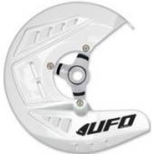 Protège-Disques Avant Ufo BLANC Kawasaki 250 KX-F 2013-2017 protege disque ufo