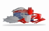 Kit Plastiques Polisport Couleur Origine Honda 250 CR-F 2010 plastique polisport