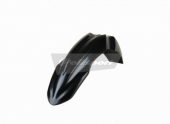 Garde-boue avant Polisport noir 250 KX-F 2013-2016 plastique polisport