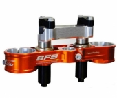 TE FOURCHE SUPERIEUR NEKEN ORANGE KTM 350 SX-F 2013-2019 te fourche superieur neken