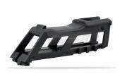 Guide Chaine Polisport Noir 450 KX-F 2009-2015 plastique polisport