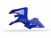 Ouïes de radiateur Polisport bleu 250 YZ-F 2005 plastique polisport