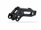 Guide chaine Polisport noir 250 YZ-F 2008-2013 plastique polisport