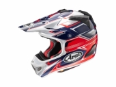 Casque Arai Mx-V Sly Red casques